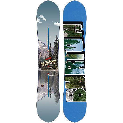 Tavola Snowboard Burton Trick Pony 154