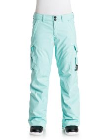pantaloni Snowboard donna DC