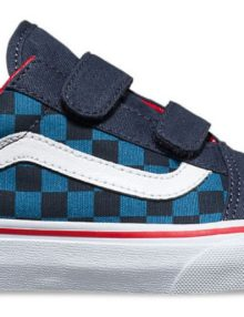 Vans Old Skool V Kid scarpa bambino