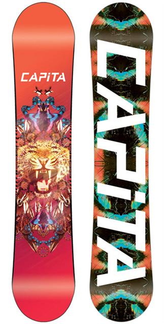 Tavola Snowboard Donna Capita Space Metal Fantasy FK