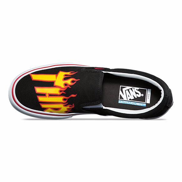 scarpe vans thrasher