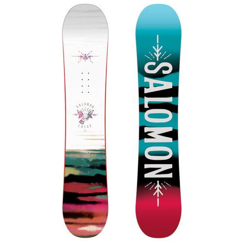 Tavola snowboard Salomon Lotus