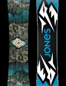 Tavola Snowboard uomo Jones Mountain Twin