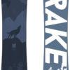 Tavola snowboard uomo drake Squad 153 - 157