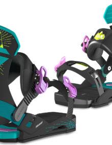 Attacchi snowboard donna Drake DL