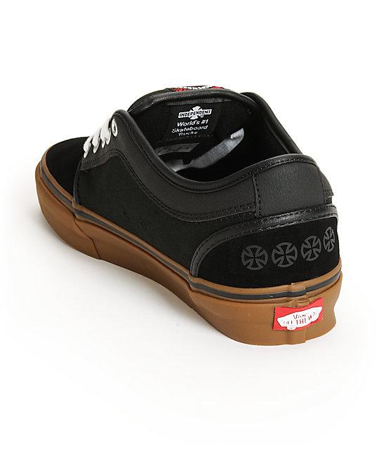 Scarpe Bambino Vans Chucca Low collab. Independent