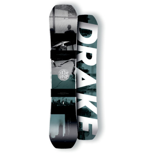 Tavola snowboard Drake Urban
