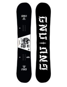 Tavola snowboard uomo Gnu