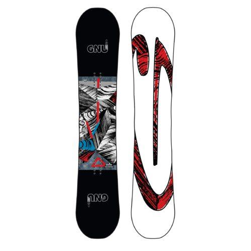 Tavola snowboard Gnu Carbon