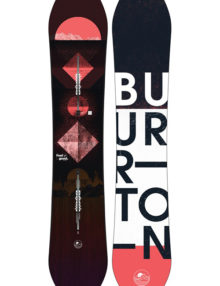 Burton Feelgood Camber